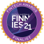Fintech Finalist Badge 2021